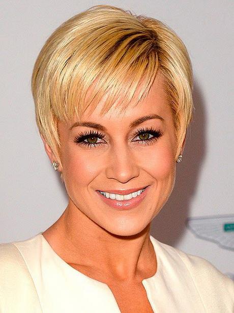 Chic Short Haircuts For Women