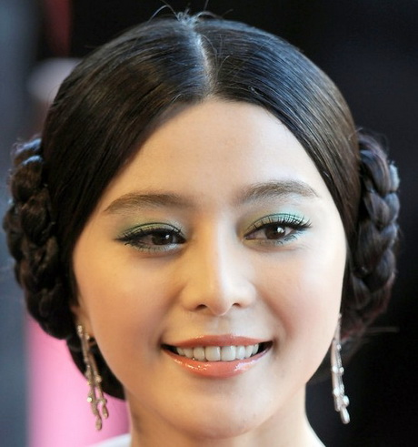 chines hair style hairstyles 8868