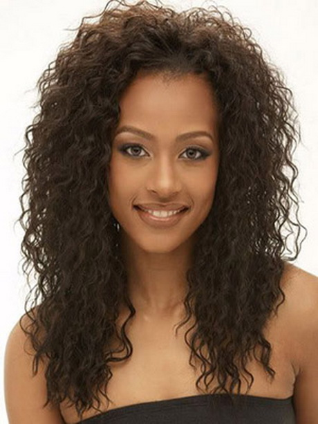 curly hair extension styles curly hairstyles with weave 4933