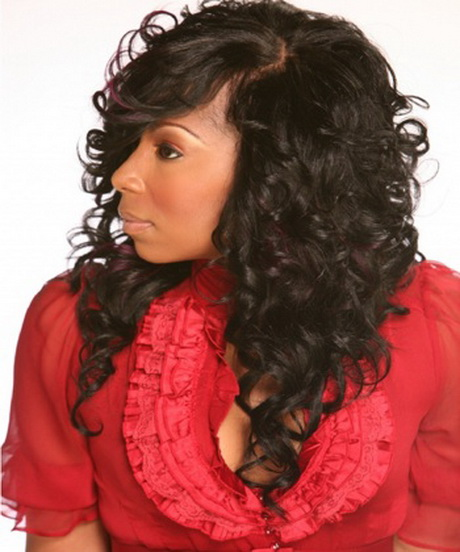 track hair styles curly tracks hairstyles 9432