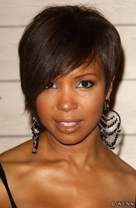 cute short haircuts for black girls hairstyles for black with hair 3471 | cute hairstyles for black girls with short hair 25 14