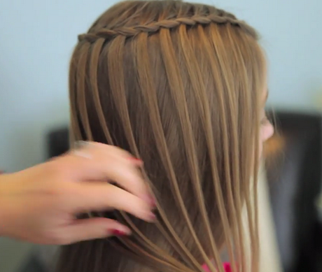 Cute Hairstyles For Long Hair For School