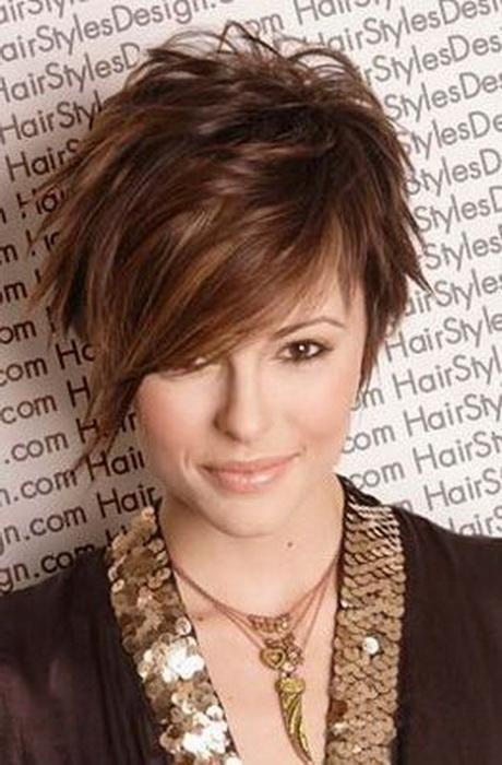 Cute Short Haircuts For Teenage Girls-6541