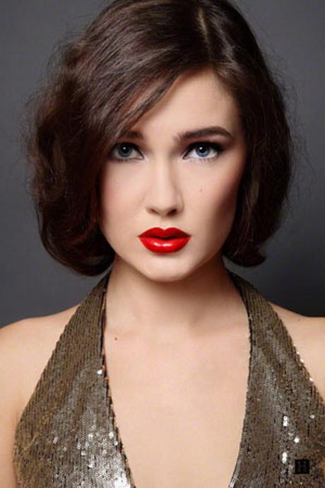 Dark Brown Medium Length Hairstyles