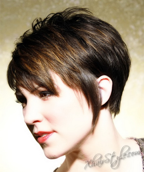 Different Hairstyles For Women With Short Hair