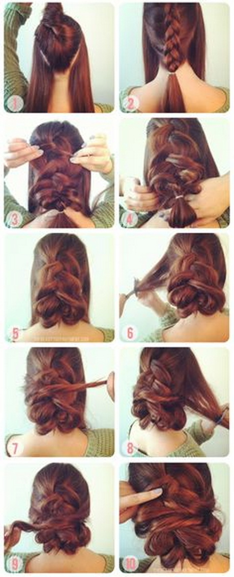 easy hair up styles to do yourself easy do it yourself prom hairstyles 5520