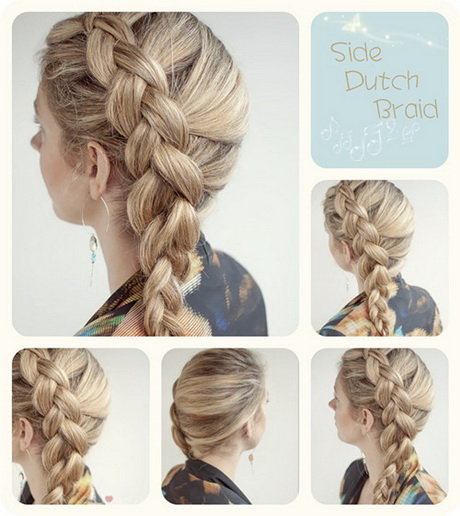 easy hairstyles for long hair for school
