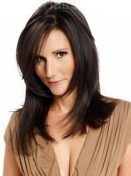 Face Frame Haircuts For Long Hair