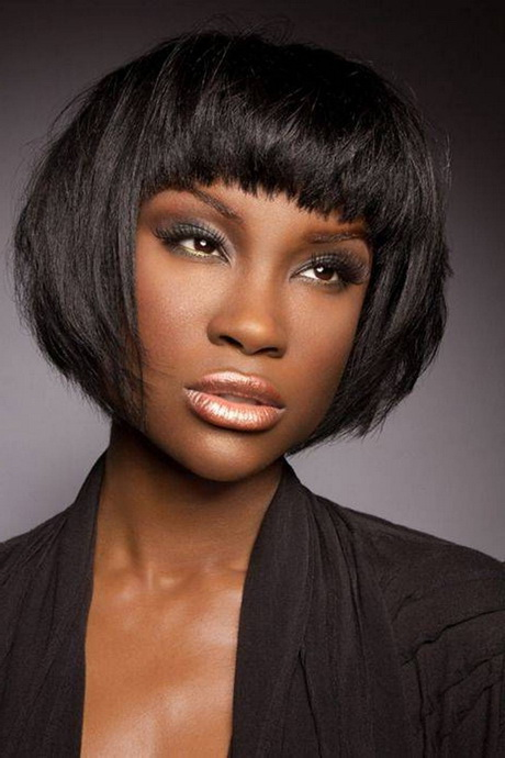 Feathered Hairstyles For Black Women