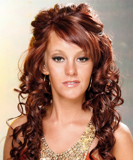 curly hair formal styles formal curly hairstyles 4165