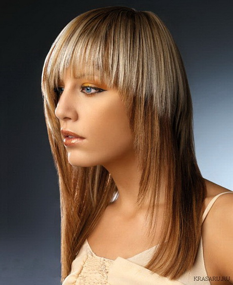 hair style for women long hair graduated layered haircut 8081 | graduated layered haircut 09