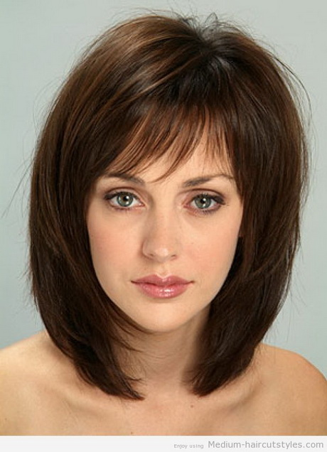 easy medium hair styles hairstyles for medium length hair 2014 2995