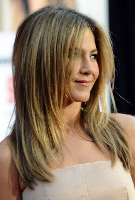Hairstyles for shoulder length straight hair