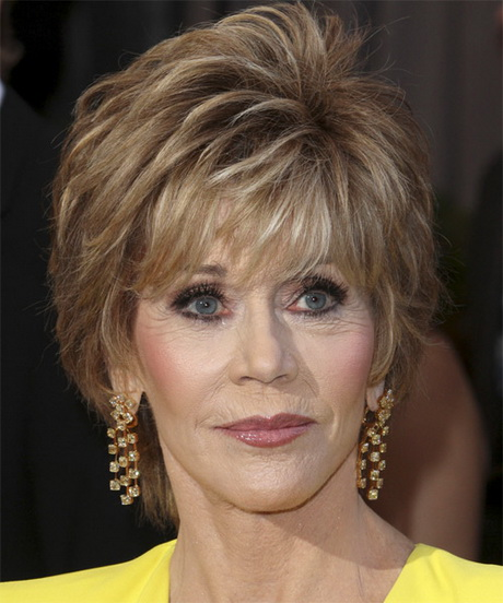 jane fonda short haircuts fonda haircut 4524 | jane fonda haircut 48 5