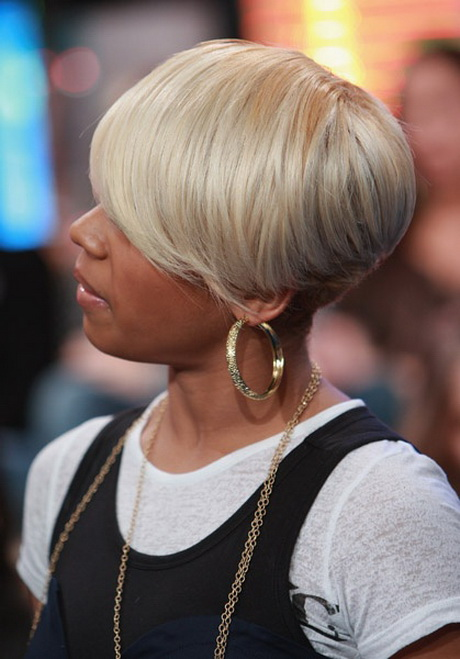 Keyshia Cole Short Curly Hairstyles