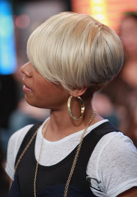 Keyshia Cole Short Hair Styles