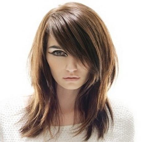 Layered Haircuts For Long Thick Hair