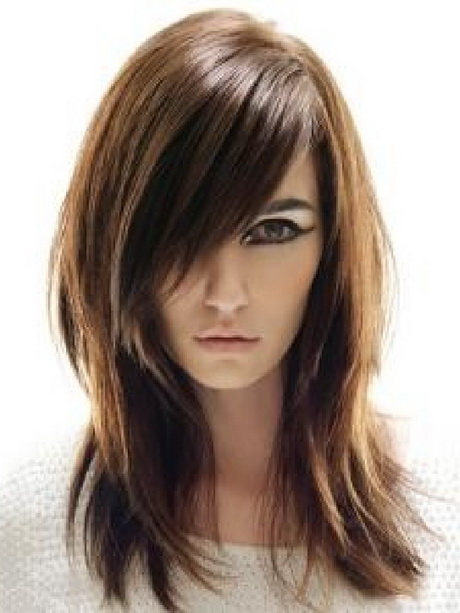 Layered Haircuts For Teenage Girls