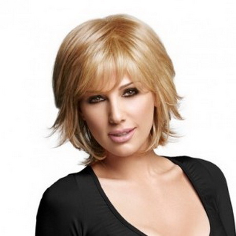 16 Crazycute short hairstyles for women with thick hair  MSN