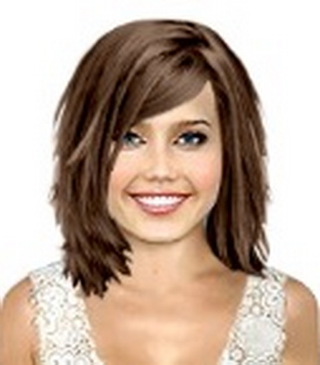 feathered haircuts for medium hair choppy bob hairstyles 2014 hairstylegalleries 4803