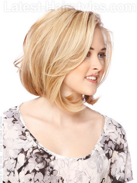 Medium Hairstyles Fine Hair