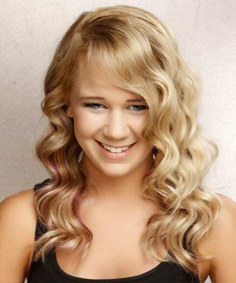 medium thick hair styles medium hairstyles for thick wavy hair 5400