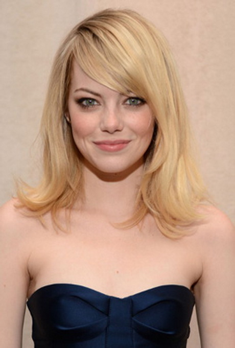 medium haircut styles for thin hair medium length haircuts for hair 8773
