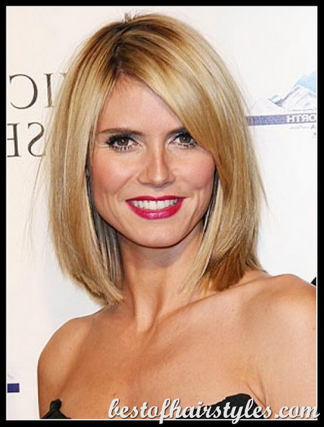 medium length bob haircuts for thick hair pin frau lange haare frisuren bob 2012 kurz damen on 3058