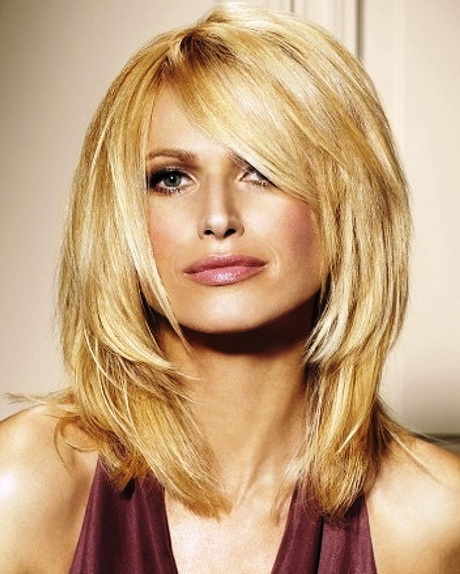 Medium Length Haircuts Hairstyles