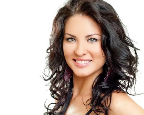 Medium length hairstyles thick wavy hair