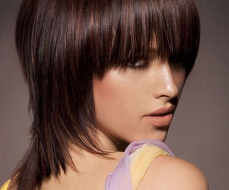 Medium length shaggy haircuts