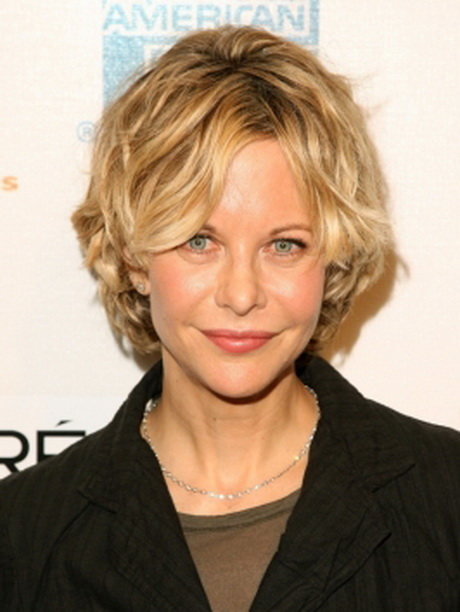 Meg Ryan Short Hairstyles