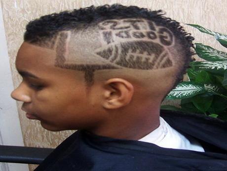 Mohawk hairstyles for black men