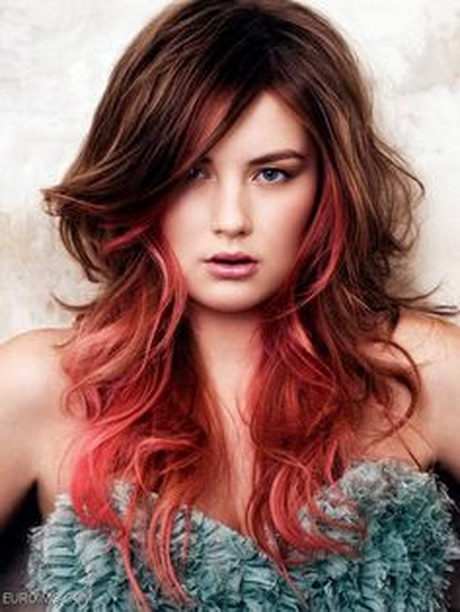 2014 hair colors and styles new hair color trends 2014 8687