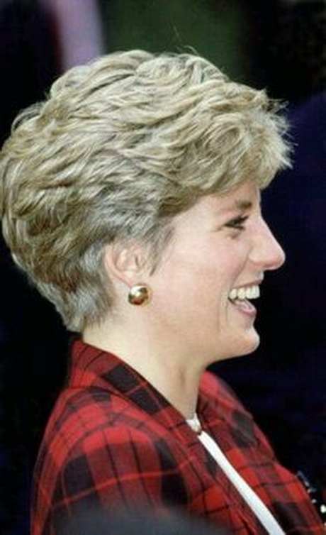 Princess Diana Hairstyles Short Hair