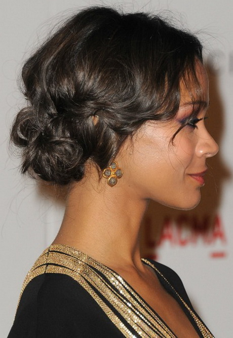 Prom Hairstyles For Black People