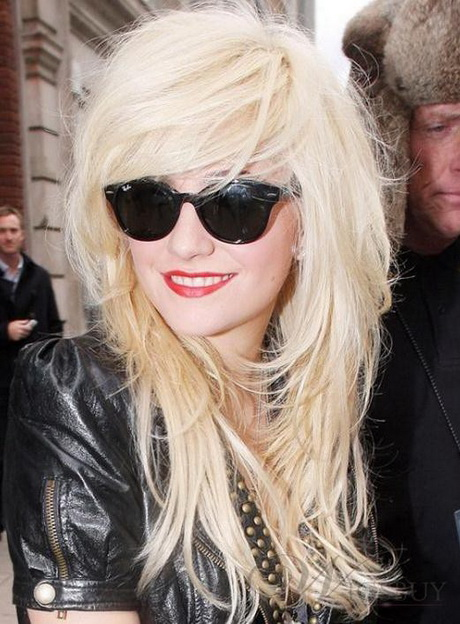 Punk Hairstyles For Long Hair