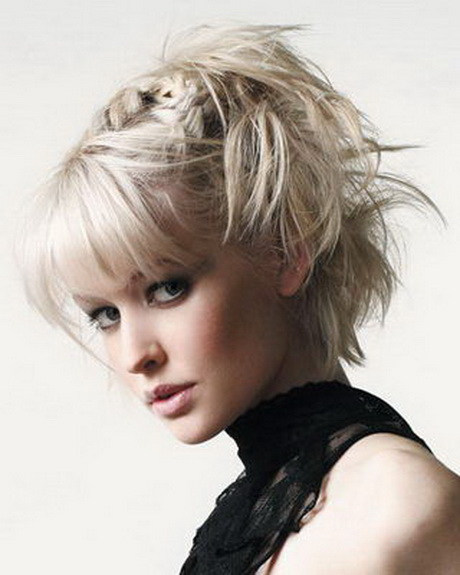 hair up styles for short hair put up hairstyles for hair 8546 | put up hairstyles for short hair 09 16