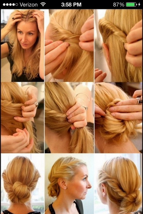 easy and fast hair styles hairstyles 6699