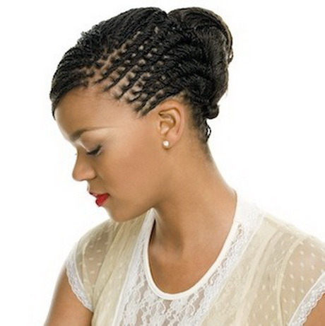 Scalp Braids Hairstyles