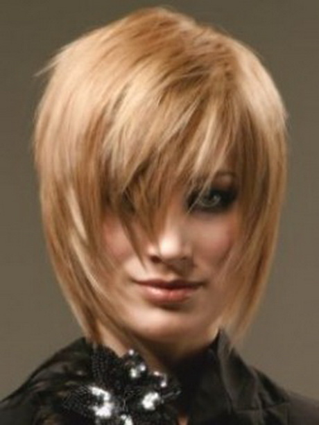 Short Chunky Layered Haircuts