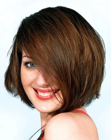 Short Haircuts For Overweight Women