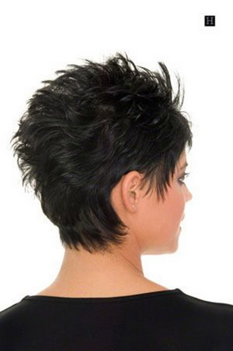 short haircuts front and back view haircuts front and back view 2690 | short haircuts front and back view 51