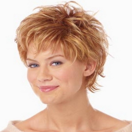 short shaggy layered haircut