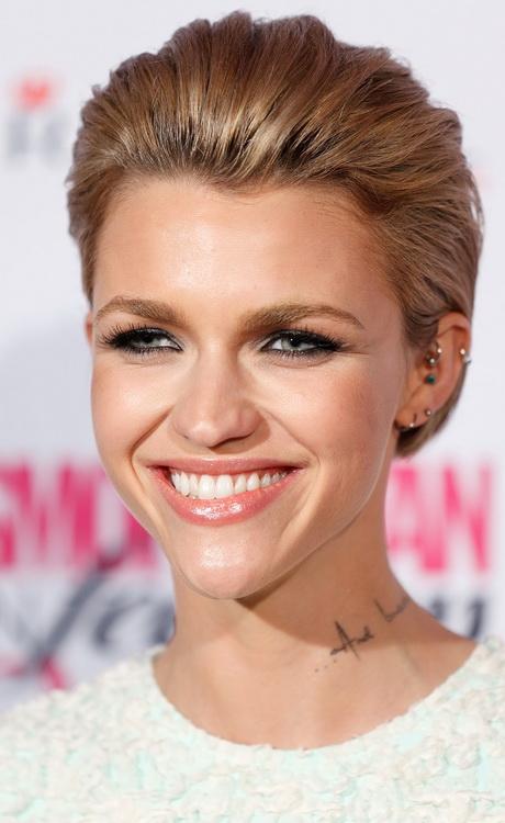Short Sleek Hairstyles For Women