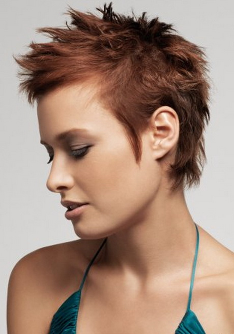 very short spiky hairstyles for women over 60 short spikey hairstyles for older women