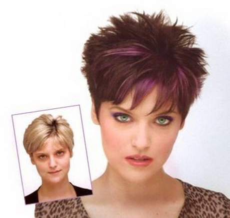 short spiky haircuts for fine hair 1000 images about my style on 1862 | short spiky hairstyles for women 30 8