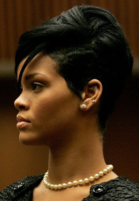 short cut styles black hair tapered haircuts for black 1228 | short tapered haircuts for black women 55 9