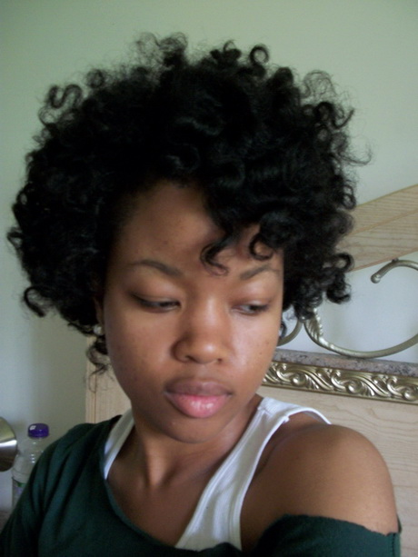 Short Tight Curly Hairstyles