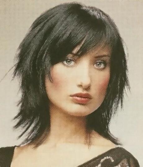 Short To Medium Length Haircuts